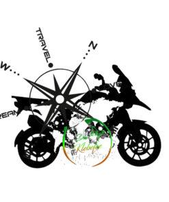R1200 GS LC mit Kompass