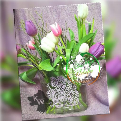 Blumenschuh von Sandra Struck
