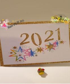 Neujahrskarte 2021
