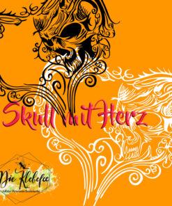 Skull Herz
