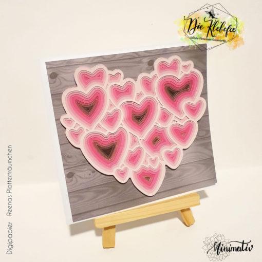 3-D Herz